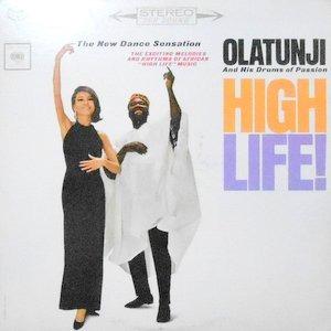 LP / OLATUNJI / HIGH LIFE!