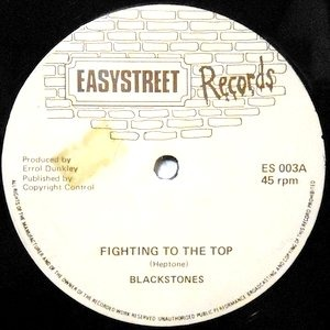 12 / BLACKSTONES / FIGHTING TO THE TOP / FIGHTING VERSION