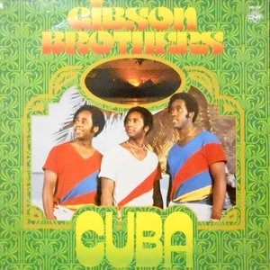 LP / GIBSON BROTHERS / CUBA