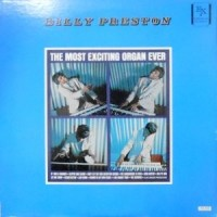 LP / BILLY PRESTON / THE MOST EXCITING ORGAN EVER
