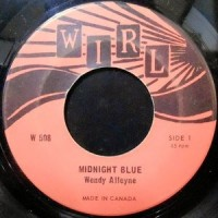WENDY ALLEYNE / YOU GO TO HAVE AN UNDERSTANDING / MIDNIGHT BLUE