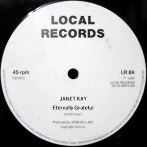 12 / JANET KAY / ETERNALLY GRATEFUL / ETERNALLY DUBFUL