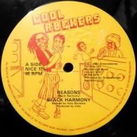 12 / BLACK HARMONY / REASONS / OUR FEELINGS