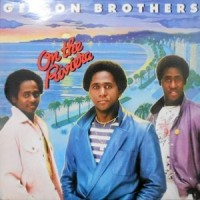 LP / GIBSON BROTHERS / ON THE RIVIERA