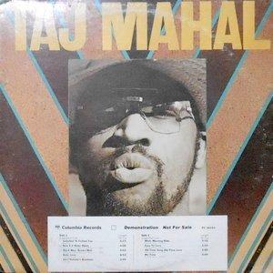 LP / TAJ MAHAL / SATISFIED 'N TICKLED TOO