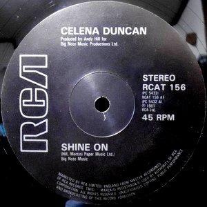 12 / CELENA DUNCAN / SHINE ON