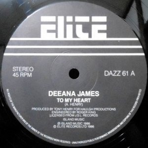 12 / DEEANA JAMES / TO MY HEART