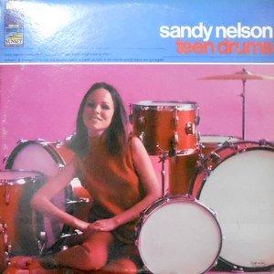 LP / SANDY NELSON / TEEN DRUMS