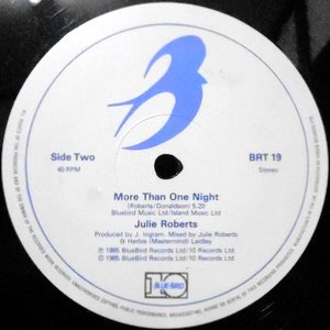 12 / JULIE ROBERTS / MORE THAN ONE NIGHT