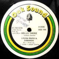 12 / LOUISA MARK & ZABANDIS / HELLO THERE