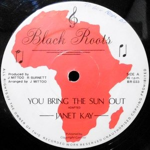 12 / JANET KAY / YOU BRING THE SUN OUT / VERSION