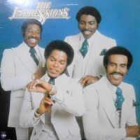 LP / THE IMPRESSIONS / IT'S ABOUT TIME