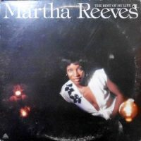 LP / MARTHA REEVES / THE REST OF MY LIFE