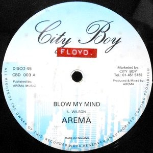 12 / AREMA / BLOW MY MIND / IN LOVE / BACK A YARD