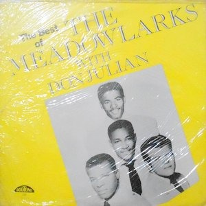 LP / THE MEADOWLARKS WITH DON JULIAN / THE BEST OF
