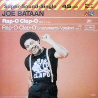 12 / JOE BATAAN / RAP-O CLAP-O