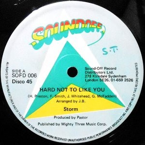 12 / STORM / IT'S HARD NOT TO LIKE YOU / JUST LIKE YOU