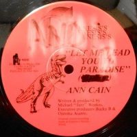 12 / ANN CAIN / LET ME LEAD YOU TO PARADISE