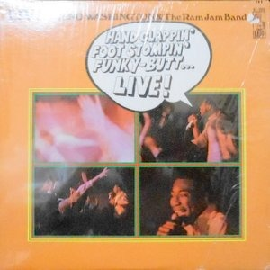LP / GENO WASHINGTON & THE RAM JAM BAND / HAND CLAPPIN' FOOT STOMPIN' FUNKY-BUTT...LIVE!