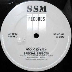 12 / SPECIAL EFFECTS / GOOD LOVING