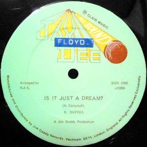 12 / D. DUFFERS / IS IT JUST A DREAM? / CHEATER