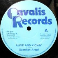 12 / GUARDIAN ANGEL / ALIVE AND KICKIN' / WOMAN AT THE WELL