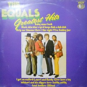 LP / THE EQUALS / GREATEST HITS