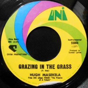 7 / HUGH MASEKELA / GRAZING IN THE GRASS