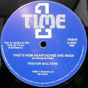 12 / TREVOR WALTERS / THAT'S HOW HEARTACHES ARE MADE