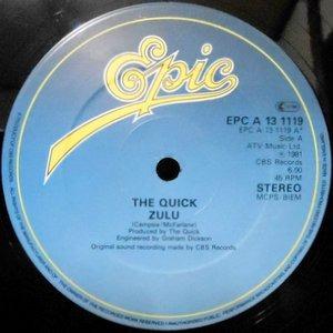 12 / THE QUICK / ZULU