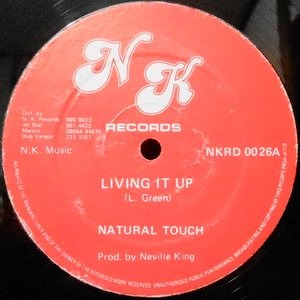 12 / NATURAL TOUCH / LIVING IT UP