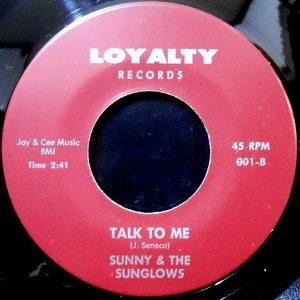 7 / SUNNY & THE SUNGLOWS / THE MARTINELS / TALK TO ME / BABY, THINK IT OVER