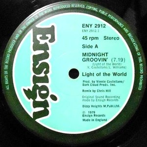 12 / LIGHT OF THE WORLD / MIDNIGHT GROOVIN' / EMERGENCY