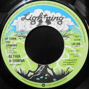 ALTHIA & DONNA / UP TOWN TOP RANKING / CALICO SUIT / MIGHTY TWO