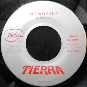 7 / TIERRA / MEMORIES / GONNA FIND HER