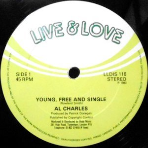 12 / AL CHARLES / YOUNG FREE AND SINGLE