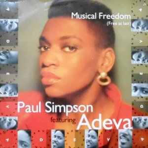 12 / PAUL SIMPSON FEATURING ADEVA / MUSICAL FREEDOM (FREE AT LAST)