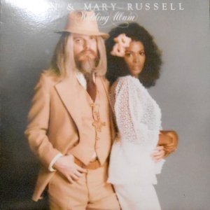 LP / LEON & MARY RUSSELL / WEDDING ALBUM