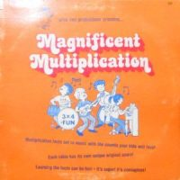 LP / CHIP FIELDS / MAGNIFICENT MULTIPLICATION