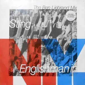 12 / STING / ENGLISHMAN IN NEW YORK (THE BEN LIEBRAND MIX)