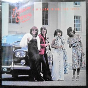 LP / DREAM EXPRESS / A MILLION IN ONE TWO THREE