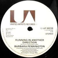 12 / BARBARA PENNINGTON / YOU ARE THE MUSIC WITHIN ME / RUNNING IN ANOTHER DIRECTION
