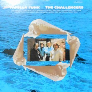 LP / THE CHALLENGERS / VANILLA FUNK