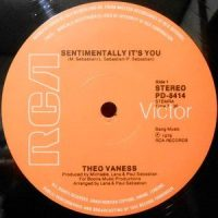 12 / THEO VANESS / SENTIMENTALLY IT'S YOU / NO ROMANCE KEEP ON DANCIN'
