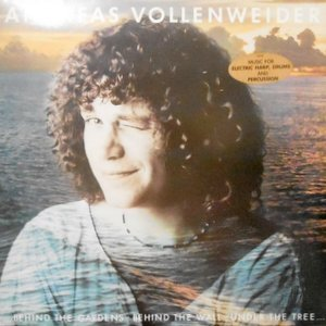 LP / ANDREAS VOLLENWEIDER / BEHIND THE GARDENS - BEHIND THE WALL - UNDER THE TREE