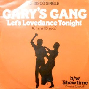 12 / GARY'S GANG / LET'S LOVEDANCE TONIGHT