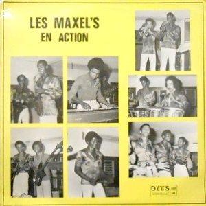 LP / LES MAXEL'S / EN ACTION