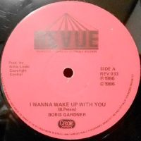 12 / BORIS GARDNER / I WANT TO WAKE UP WITH YOU