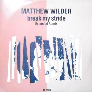 12 / MATTHEW WILDER / BREAK MY STRIDE (EXTENDED REMIX)