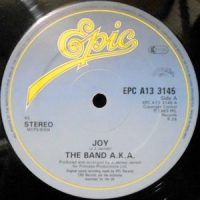 12 / THE BAND A.K.A. / JOY / GRACE